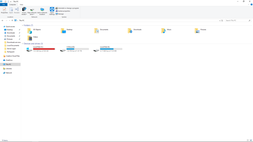 How to free up space on your drive on Windows 10 (Disk Cleanup)