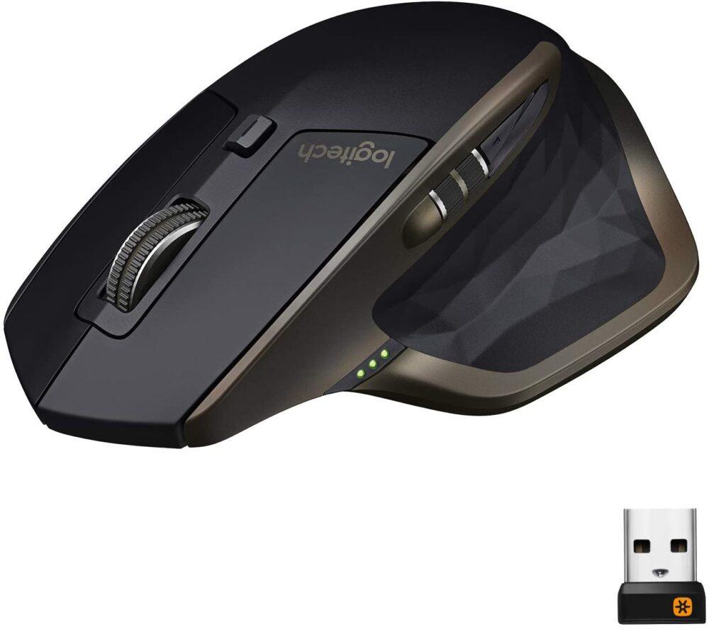 Logitech MX Master Ergonomic Mouse