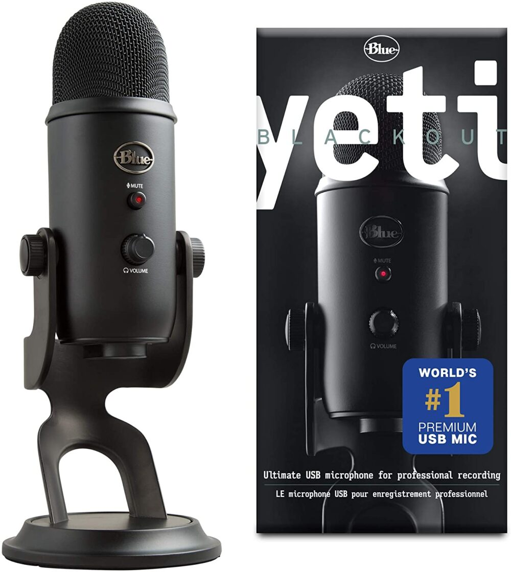 Blue Yeti Review 2020