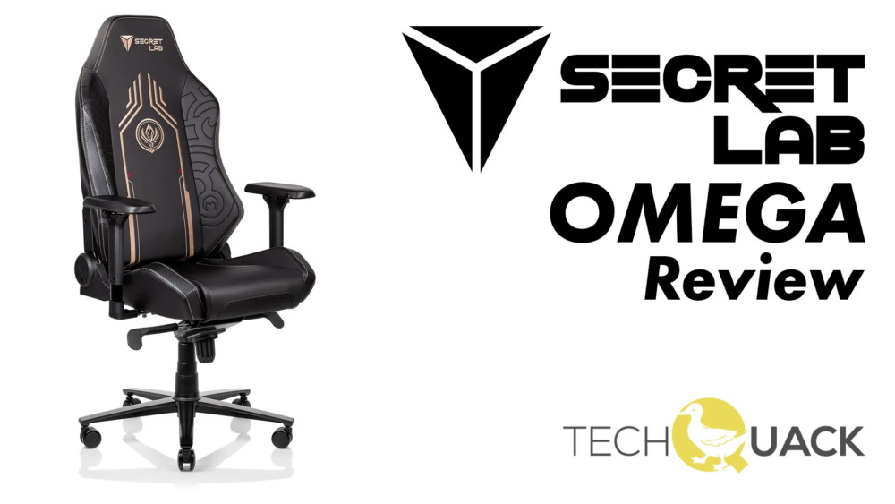 SecretLabs Omega Chair Review