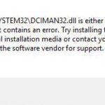 Fix: Bad image error 0xc0000020 during system restore