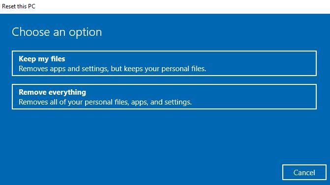 How to fix error code 0xc0000020 in Windows 10?