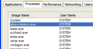 WHY SHOULD YOU DISABLE THE ATKEXCOMSVC PROCESS