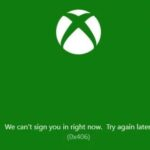 Windows Xbox 0x406 App Error Fix