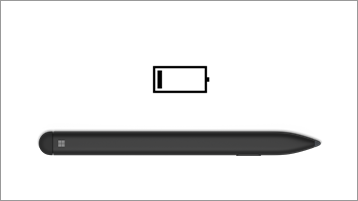What are the causes of the Surface Slim Pen charging problem?