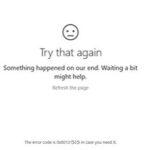 Fixing Microsoft Store error 0x80131505