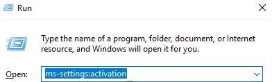 To fix Windows 10 activation error 0xc004f063