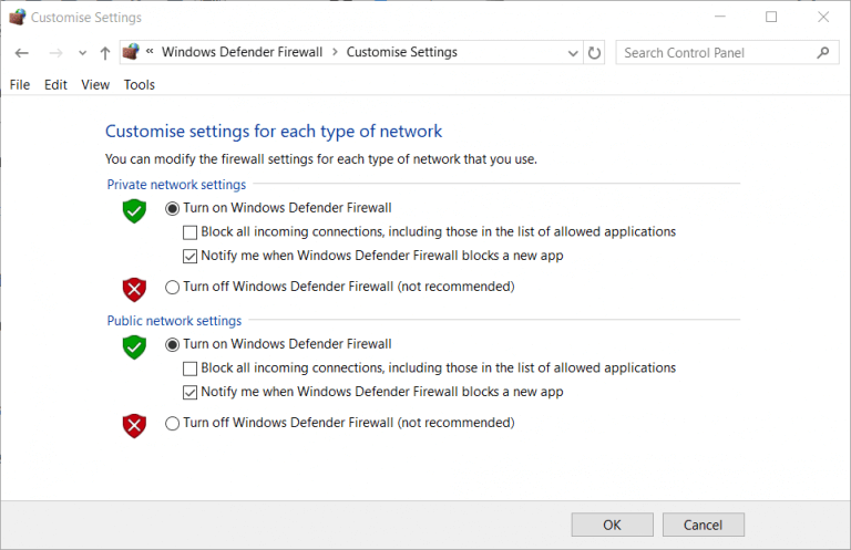 To fix the Steam service component error in Windows 10, follow these steps