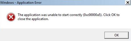 Resolved: Google Chrome error 0xc00000a5 has been fixed