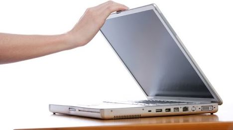 Fix a laptop that won't lock when the lid is closed