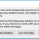 Repairing your mailbox has been temporarily moved
