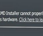 How to resolve AMD driver error 182