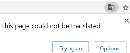 How to fix the Google Translate not working