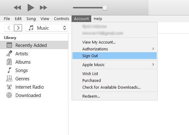 How to fix iTunes error 9039 Unable to sync music library