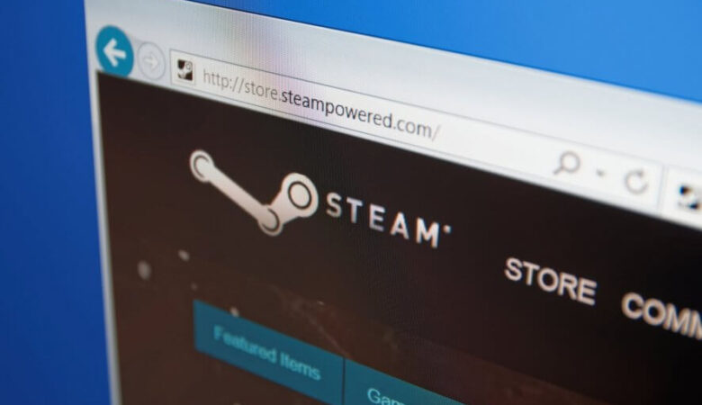 Steam game browser